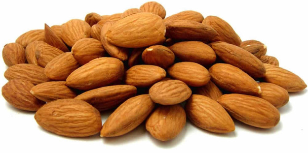 Biotin-Rich Almonds: The Best Hair Growth Vitamin