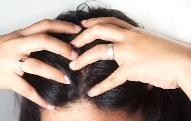 scalp massages for hair growth