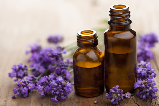 Lavender oil to promote thicker, healthy hair