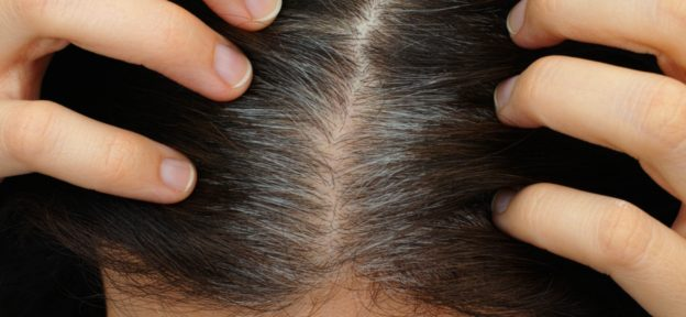 Restore damaged hair follicles