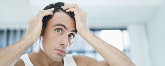 DHT and male hair loss