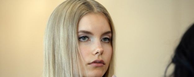 new york fashion week hair how to