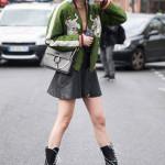 Irene Kim at Paris Fashion Week