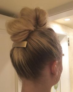topknot-barrette-holiday-hairstyles