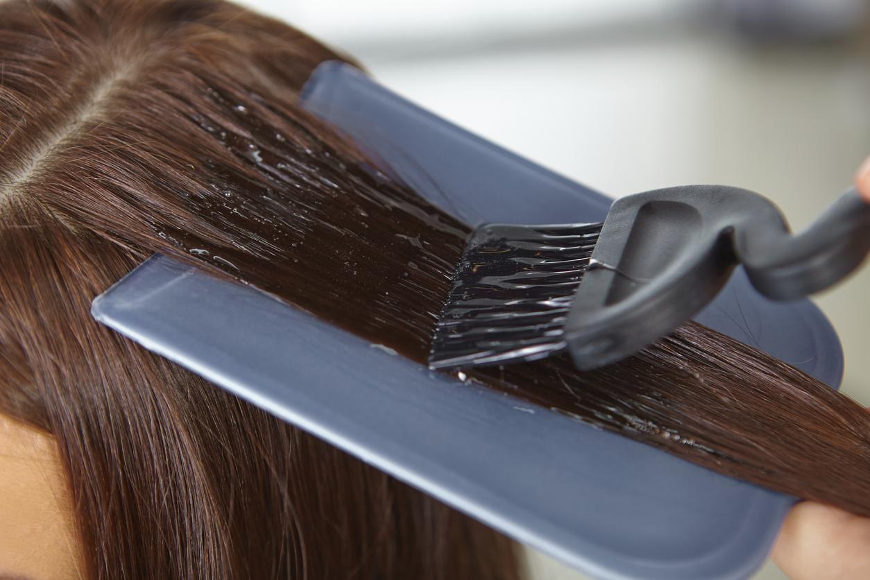 Как покраситься в домашних условиях волосы 169