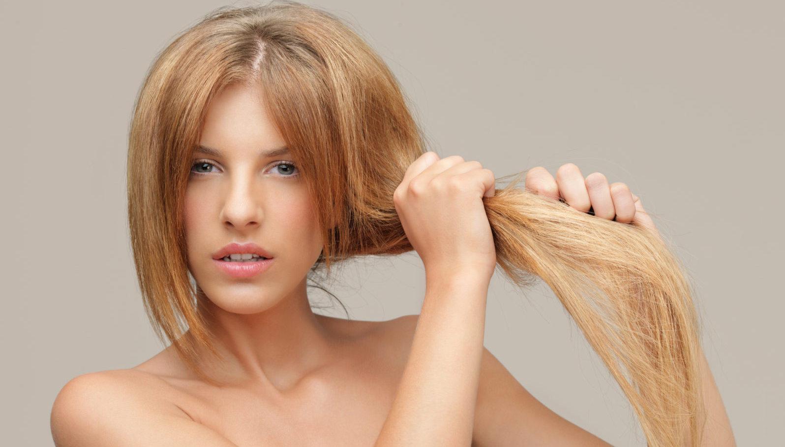 Как быстро полечить волосы в домашних условиях