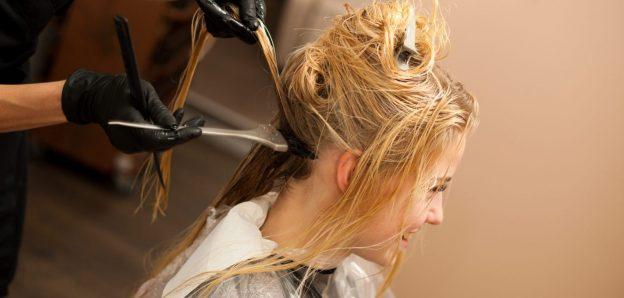 bleach blonde woman salon hair colorist how to fix bleach damaged hair viviscal hair blog