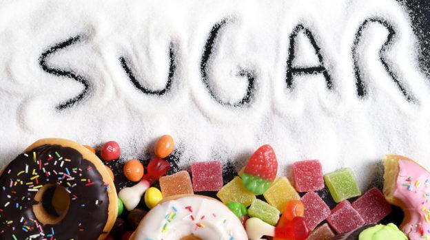 Sugar causes hair loss