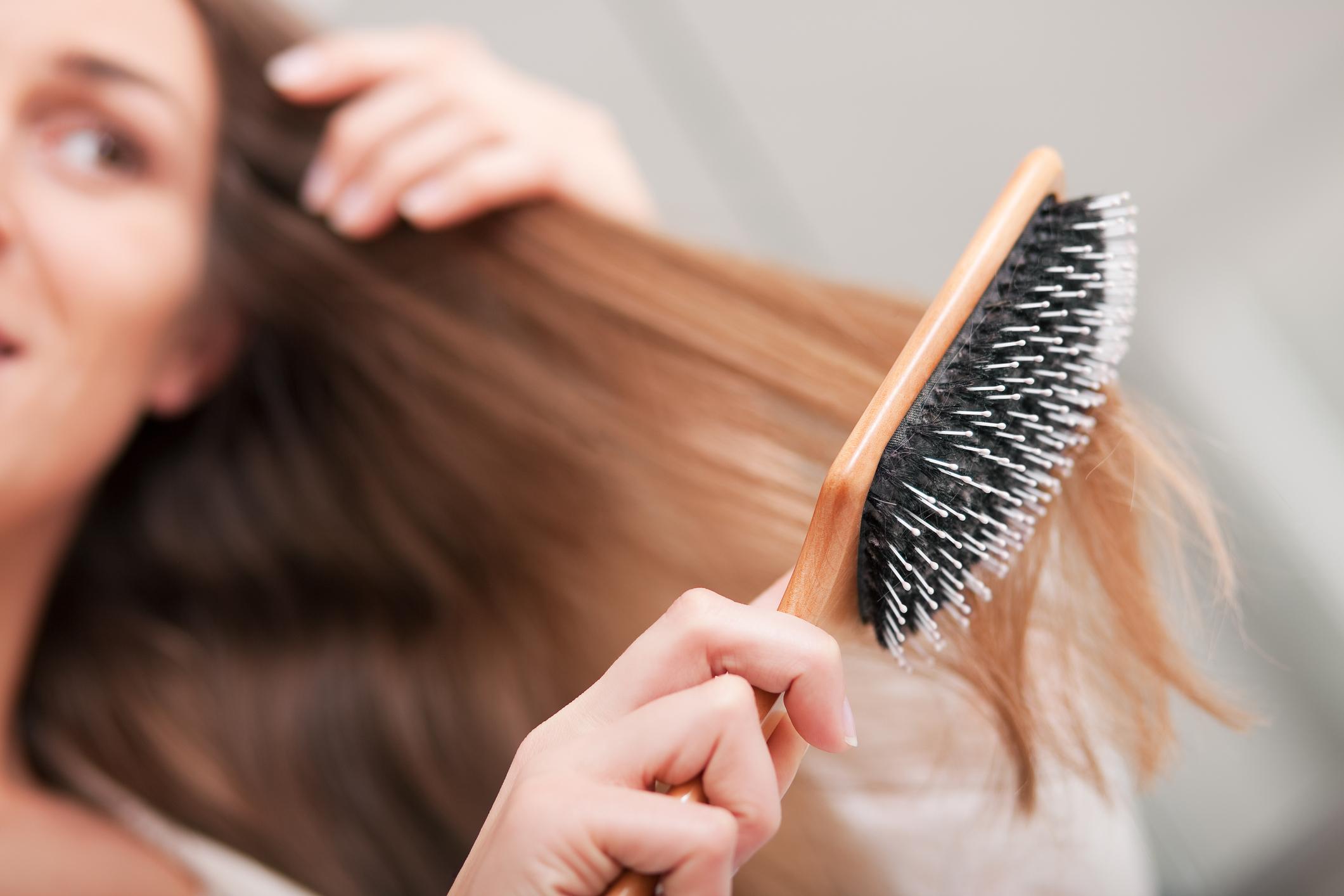 Как сделать что бы волосы выросли за ночь