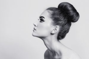 Hair-bun-best-holiday-hairstyles