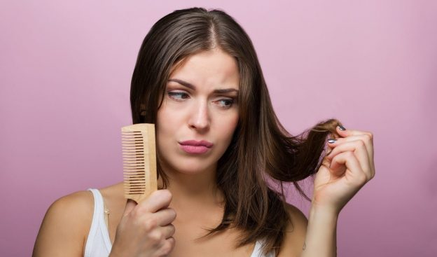Anti-breakage hair tips