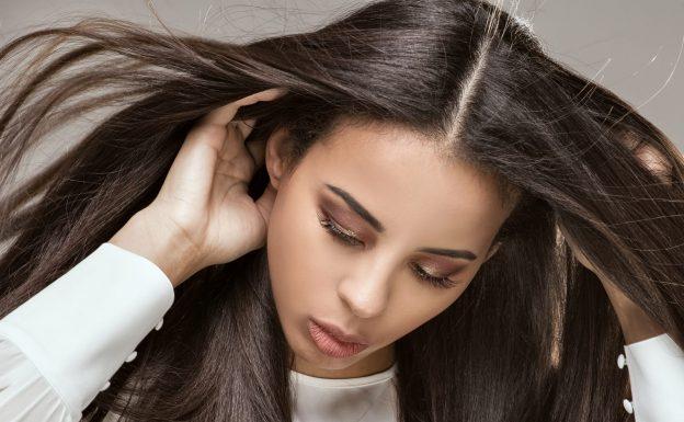 Strengthening of hair