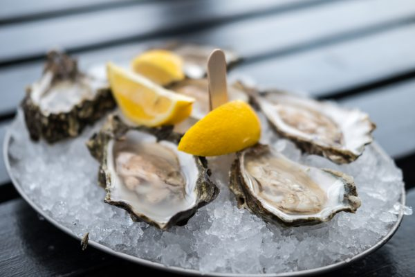 half shell oysters best foods for thicker healthier hair viviscal blog
