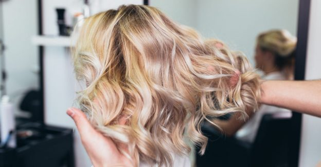 balayage hair color salon stylist colorist blonde viviscal hair blog