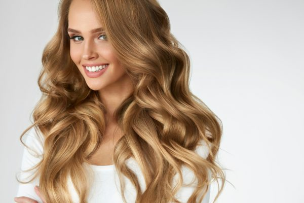 long blonde curly hair 2019 hairstyles for women viviscal hair blog