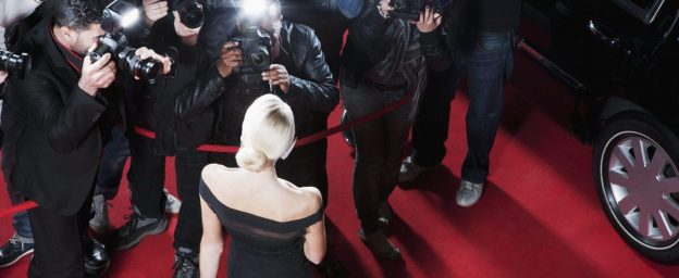 red carpet woman back paparazzi ranking our favorite red carpet hairstyles viviscal hair blog