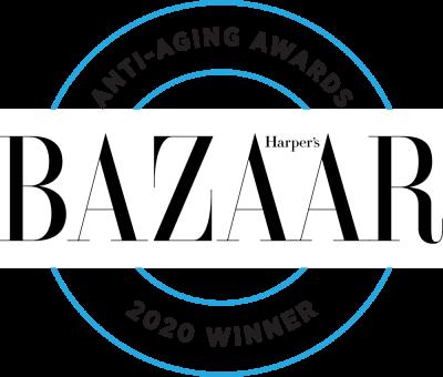 Anit-Aging 2020 award winner happer's Bazaar