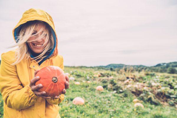 pumpkin hair mask benefits