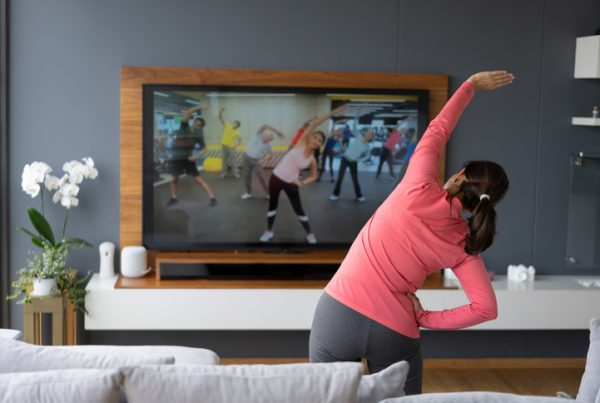 healthy new year's resolutions: exercise