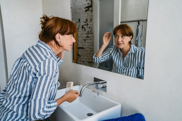 covid hair loss treatment